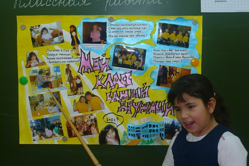 Образец Написания Проекта В Школе - фото 11